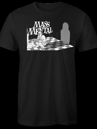 """Mass Mental T-Shirt """"Cupcakes"""" (schwarz)"""