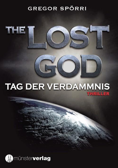 Gregor Spörri The Lost God Book Cover