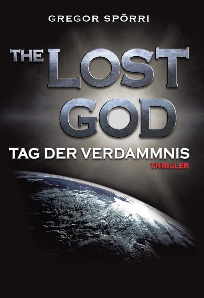 Gregor Spörri The Lost God Buchumschlag