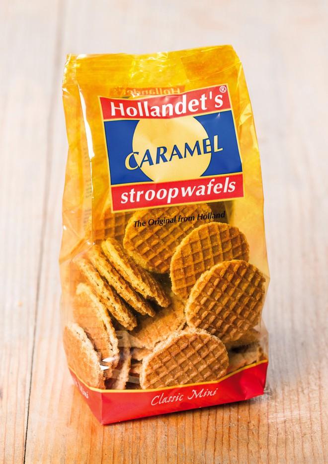 Hollandet's Caramel Stroopwafels – Classic Minis